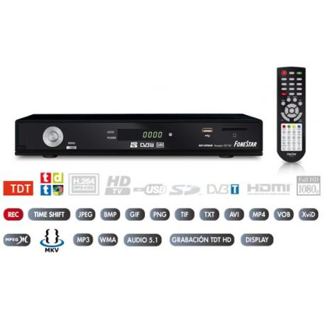 TDT Receiver HD RDT-890HD