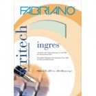 Verge paper A4 90gr 50 sheets Blister Cream - FABRIANO