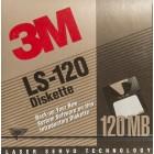 3M LS-120 Diskette