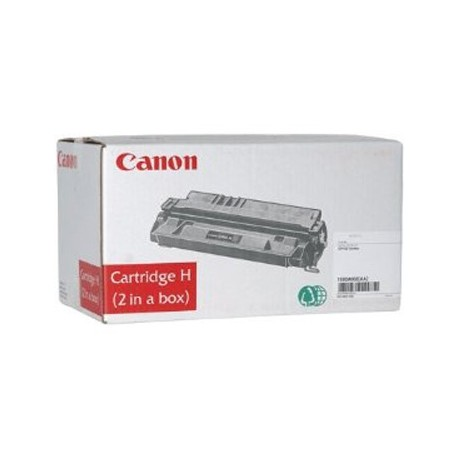 Toner cartridge H GP160/ GP160F/ LBP1610 (1500A003) 2x1000gr