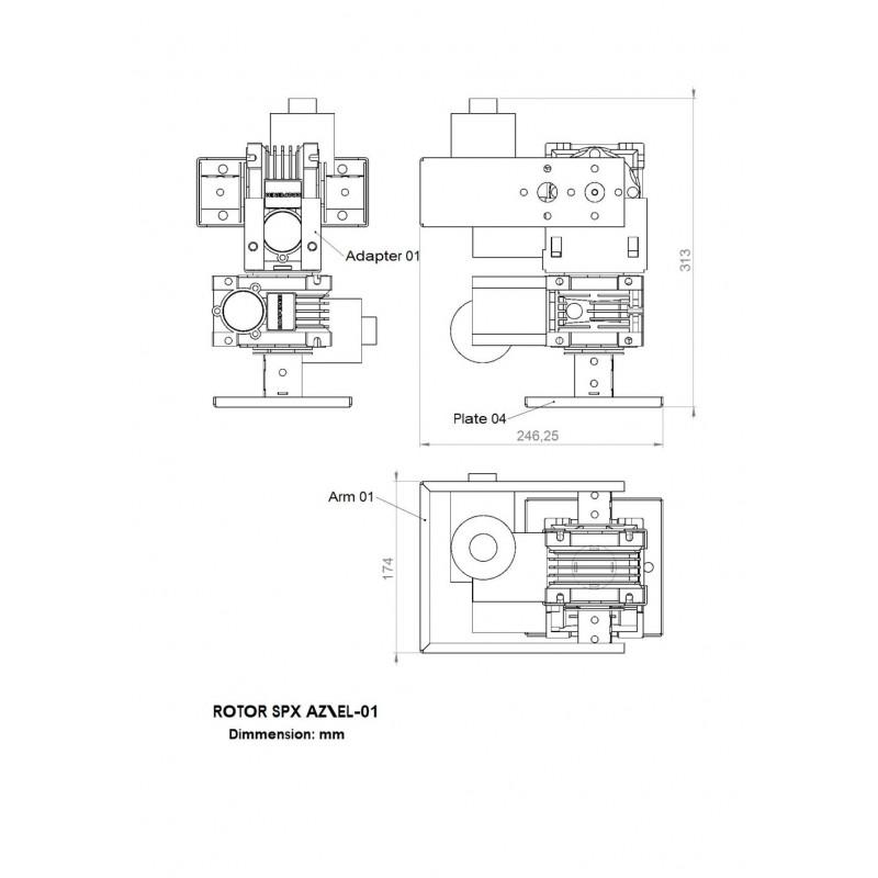 rotor spx el az 01 spid inforbatista rotor spx el az 01 spid