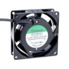 Ventilador 80x80x25mm, 230VAC, 2 hilos, diapositiva - Sunon SF23080AT2082HS