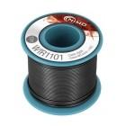Copper Wire 1x0.5mm Copper Wire - Black - 25m