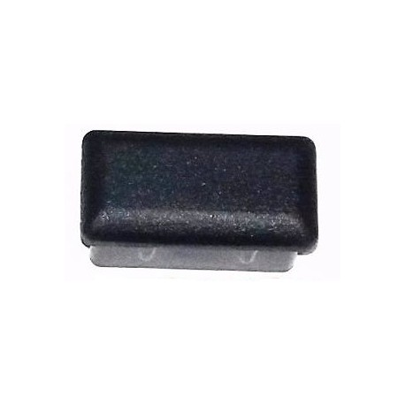 Inner cap pvc 50 x20 BLACK