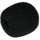 Black Sponge Microphone (small)