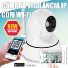 CAMERA SURVEILLANCE IP CMOS 720P WIFI MIC PTZ