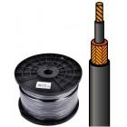 Cable Micrófono (6 mm) Mono 1 Conductor + Malla