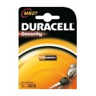 Battery A27 12.0V Duracell MN27