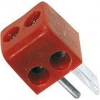 Dot-Trace Connector Male - Red