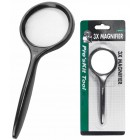 Hand Magnifying Glass with Ergonomic Handle 3X (Ø 50mm) - Proskit