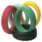 Copper Wire 1x0.5mm Copper Wire - Black - 10m