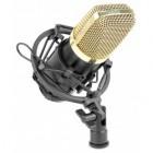 Vonyx CM650 Studio Condenser Microphone black
