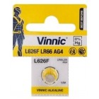 Battery 1.5V-LR626/ AG4 ( VINNIC)