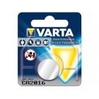 Batería de litio CR2016 3.0V - Varta