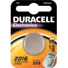 Lithium battery CR2016 3.0V - DURACELL
