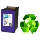 HP Recycled Cartridge n57 Colors (C6657AE)