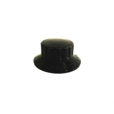 Plastic thread cap for PL