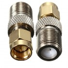 SMA Male to Female F Adapter