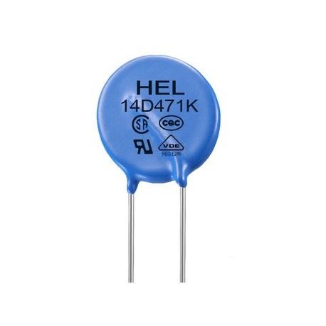 Varistor 14D471K