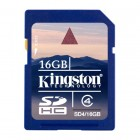 Memory Card Kingston SDHC SD4 / 16GB