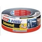 Tesa Extra Power® Universal Adhesive Tape (Black Multipurpose Fabric 50mmx50m)