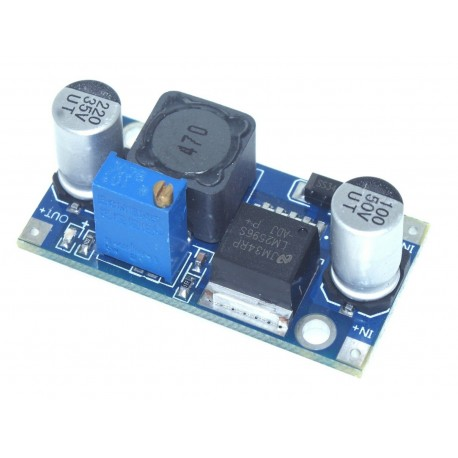 DC / DC Converter 3.2..40VDC (IN) - 1.5..30VDC (OUT) 3A