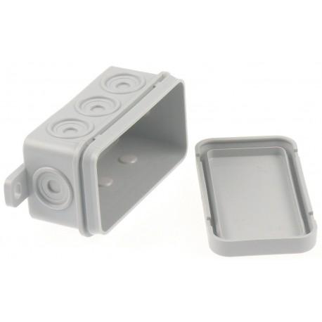 Waterproof Case 80x43x39mm IP55