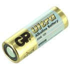 23A 12V 33mA alkaline battery - GP