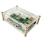 Raspberry Pi 4 Acrylic Case
