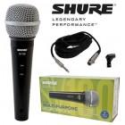 Cardioid Dynamic Microphone - SHURE SV100