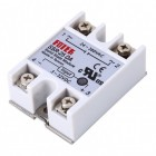 RELAY, SOLID STATE 3-32VDC A 24-380VAC 25AMP.- SSR-25DA