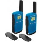 Motorola TLKR T42 - Blue - PMR Walkie-Talkies