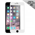 Tempered Glass Screen Protector iPhone 6 / 6s (FULL 3D White)