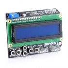 SHIELD LCD1602 DISPLAY WITH BUTTON FOR ARDUINO