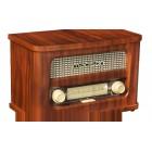 Madison BT Vintage LED FM Portable Radio