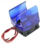 12V REPRAP V6 FAN WITH SUPPORT FOR 3D PRINTER