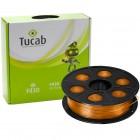 3D Filament - 1.75mm PETG - Orange - 1Kg - TUCAB