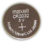 Batería de litio 3.0V CR2032 LiMnO2 - Maxell