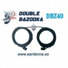 EAntenna DBZ40 (DOBLE BAZOOKA) 40m