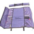 Arrow Antenna Roll-up bag purple