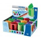 Plastic Pencil Sharpener Groove