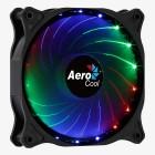 Fan 120x120x25mm, 6 - 12V, rgb led, 18 leds, 1000rpm