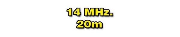 14 MHz./20 METERS