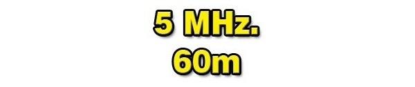 5 MHz./60 METERS