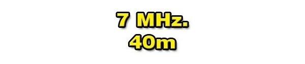 7 MHz./40 METERS
