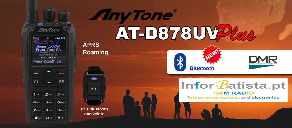 Anytone 878Plus
